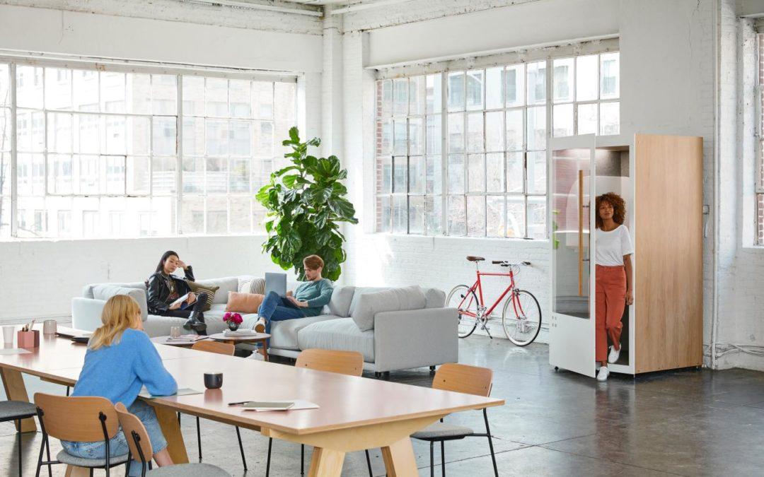 طراحی داخلی اداری و دفاترکار- با ایده های جدید حرکت کنید!