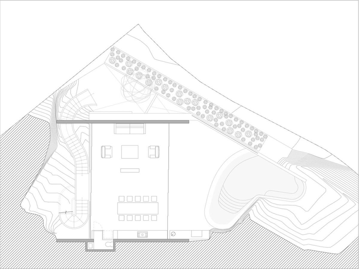 خانه هایی که مرز بین داخل و خارج را محو می کنند!