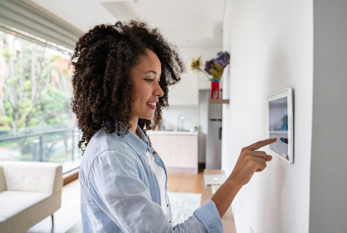 خانه های مدرن چگونه از فناوری هوشمند استقبال می کنند؟