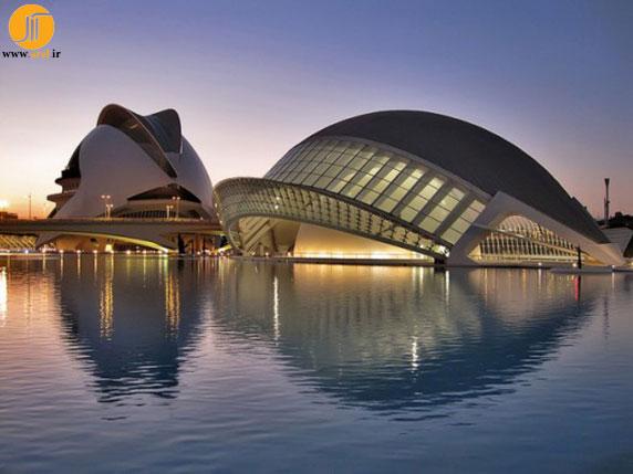 سانتیاگو کالاتراوا : سازه های عمران در پس بناهای معماری