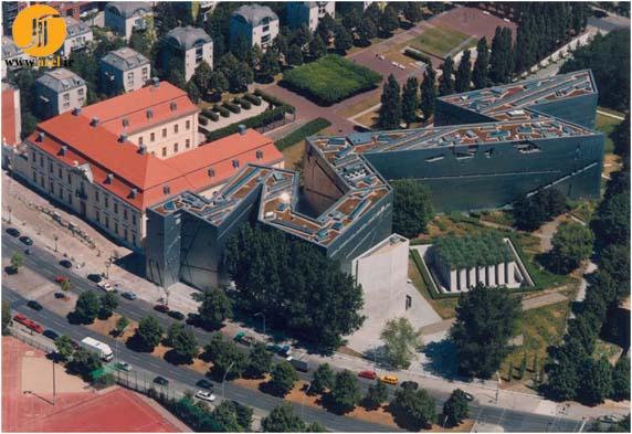 موزه یهود لیبسکیند