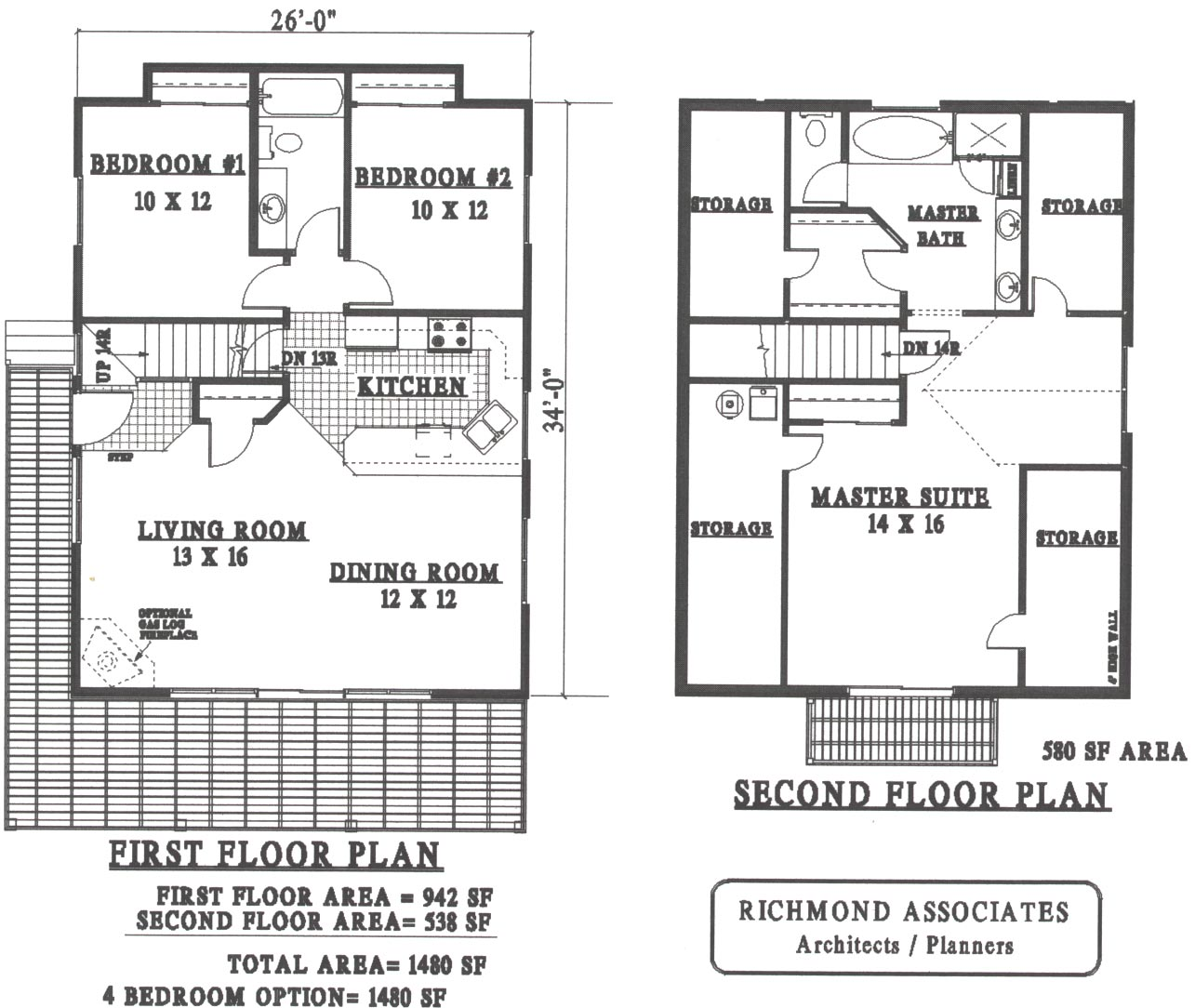 for Free two story house plans