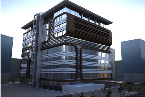 شرکت معماری