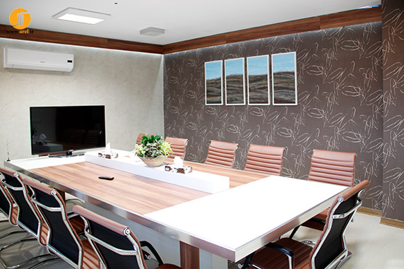 طراحی و اجرای دفتر کار،دکوراسیون داخلی دفتر کار