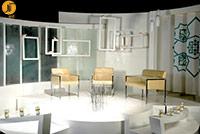 طراحی و اجرای استودیوی تلویزیونی برنامه عرفان