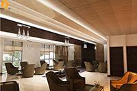 طراحی داخلی هتل سیمرغ