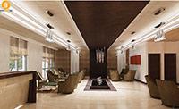 طراحی و اجرای توسعه ساختمان جدید هتل بین المللی سیمرغ