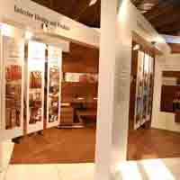 طراحی غرفه،طراحی داخلی غرفه،شرکت طراحی غرفه