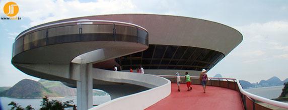 اسکار نیمایر، معماری نوگرای قرن 20 و 21